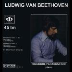 【黑膠專書 #029】【絕版名片】貝多芬鋼琴奏鳴曲...等 ( 180 克 45 轉 12LPs )<br>Beethoven:Piano Sonata No.17 Opus 31 No.2,Sonata No.23 Opus 57<br>Theodore Paraskivesco / Piano