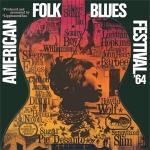 1964 年美國民謠藍調音樂節( 180 克 LP )<br>The American Folk Blues Festival 1964