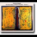 希那斯特拉鋼琴作品 第一輯( CD )<br>The Piano Music of Alberto Ginastera Vol 1<br>愛德華多.德爾嘉多 / 鋼琴