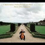 巴哈無伴奏大提琴組曲-第一輯 ( CD )<br>J. S. Bach / 6 Suites a Violoncello Solo Senza Basso Vol. 1<br>Martin Zeller 馬汀.澤勒  大提琴<br>(線上試聽)