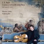 巴哈無伴奏大提琴組曲-第二輯 ( CD )<br>J. S. Bach / 6 Suites a Violoncello Solo Senza Basso Vol. 2<br>Martin Zeller 馬汀‧澤勒 / 大提琴