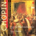 蕭邦:小提琴與鋼琴改編曲集( 180 克 LP )<br>Frederic Chopin : Arrangements for violin and piano<br>( 線上試聽 )