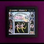 Art Vinyl 創意黑膠掛框【純黑】+ 華爾頓:「表面」管弦樂組曲、雷高克:「安高夫人」芭蕾組曲( 180 克 LP )<br>費斯托拉瑞,柯芬園皇家歌劇院管絃樂團