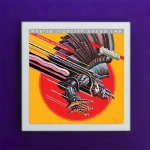 Art Vinyl 創意黑膠掛框【亮白】+ 猶太祭司合唱團 - 尖叫復仇( LP )<br>Judas Priest - Screaming for Vengeance