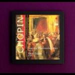 Art Vinyl 創意黑膠掛框【純黑】+ 蕭邦:小提琴與鋼琴改編曲集( 180 克 LP )<br>Frederic Chopin : Arrangements for violin and piano<br>( 線上試聽 )