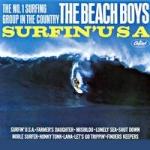海灘男孩-美國衝浪(單聲道)( 200 克 LP )<br>The Beach Boys - Surfin' USA