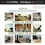 雷史畢基︰羅馬之松、羅馬之泉( 雙層 SACD )<br>萊納 指揮 芝加哥交響樂團<br>Respighi:Pines of Rome、Fountains of Rome / Reiner, conductor / Chicago Symphony