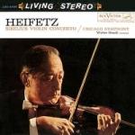 LSC-2435  西貝流士︰小提琴協奏曲 (200克LP)<br>海飛茲小提琴、韓德 指揮 芝加哥交響樂團<br>Sibelius / Violin Concerto in d minor<br>Hendl–Chicago Symphony Orchestra, Heifetz (Violin)