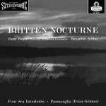 布列頓-夜曲、四海間奏曲、帕薩卡利亞舞曲(選自彼得.格林)(180克 45轉 2LPs)<br>男高音:彼得.皮爾斯、倫敦交響管弦樂團<br>Benjamin Britten – Nocturne, The Four Sea Interludes, Passacaglia<br>Peter Pears / London Symphony Orchestra