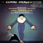 哈察都量:化妝舞會組曲/卡巴列夫斯基:喜劇演員 ( 200 克 LP )<br>孔德拉辛 指揮 RCA Victor 交響管弦樂團<br>Kiril Kondrashin - Khachaturian: The Masquerade Suite/ Kabalevsky: The Comedians
