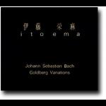 【線上試聽】J.S. 巴哈:郭登堡變奏曲(CD)<br>Goldberg Variations<br>伊藤榮麻 鋼琴<br>