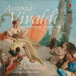 【線上試聽】韋瓦第:小提琴協奏曲 「奇異」(兩片裝 雙層SACD)<br>Antonio Vivaldi - La Stravaganza<br>