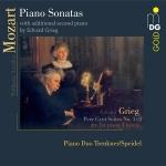 葛利格改編雙鋼琴曲( 180 克 2LPs )<br>特萊恩克納 ─ 施派德爾 鋼琴二重奏<br>Piano Duo Trenkner-Speidel