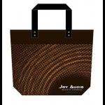2017 咖啡色 Joy Audio 唱片背袋 -- 網點款