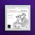 【線上試聽】Art Vinyl 創意黑膠掛框【亮白】+ 柯普蘭 / Copland (200 克 LP)<br>RM1511