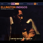 【線上試聽】艾靈頓公爵:藍調的公爵(24K 金 CD)<br>Duke Ellington:Indigos