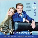 杜索夫 & 杜索瓦兄妹 -《回憶》<br>Troussov and Troussova -《Memories》