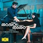 【特價商品】阿格麗希與阿巴多:DG鋼琴協奏曲錄音全輯 (套裝 6LPs)<br>Claudio Abbado & Martha Argerich / Complete Concerto Recordings