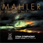 馬勒:第一號交響曲「巨人」( 雙層 SACD )<br>泰瑞.費雪 指揮 猶他交響管弦樂團<br>MAHLER – Symphony No.1 Titan<br>Utah Symphony Orchestra/ Thierry Fischer<br>FR715SACD