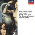 【特價商品】銀色天鵝:英國牧歌集 ( 2CDs )<br>如里 指揮 音樂合唱團<br>The Silver Swan - ENGLISH MADRIGALS