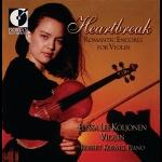 【線上試聽】「心碎」浪漫小提琴之聲 ( 雙層 SACD )<br>伊莉莎.李.柯莉恩琳/小提琴,羅勃.科寧 / 鋼琴<br>「Heartbreak」Romantic Encores For Violin<br>Elissa Lee Koljonen: Violin<br>Robert Koenig: Piano