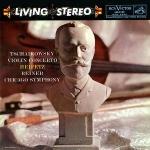 LSC-2129 柴可夫斯基︰小提琴協奏曲 ( 200 克 LP ) <br>海飛茲,小提琴 / 萊納 指揮 芝加哥交響樂團<br>Tchaikowsky / Violin Concerto in D<br>Reiner–Chicago Symphony Orchestra, Heifetz (Violin)