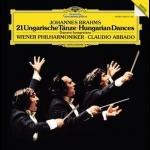 布拉姆斯:匈牙利舞曲 1-21 號 ( 180 克 LP )<br>Claudio Abbado - Brahms: Hungarian Dance No. 1-21<br>阿巴多 指揮 維也納愛樂