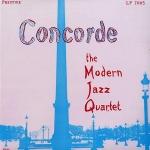 現代爵士四重奏-協和廣場 (LP)<br>Modern Jazz Quartet – Concorde