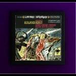 Art Vinyl 創意黑膠掛框【純黑】+ LSC-2395 普羅高菲夫-亞歷山大.涅夫斯基( 200 克 LP )