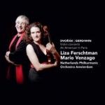 德弗札克:A 小調小提琴協奏曲 ( 雙層 SACD )<br>蓋希文:一個美國人在巴黎交響詩<br>麗莎.菲爾茲曼-小提琴,馬里歐.凡賽歐 指揮 荷蘭愛樂管弦樂團<br>Dvorak: Violin Concerto in A minor<br>Gershwin:An American in Paris, tone poem<br>Liza Ferschtman (violin)<br>Netherlands Philharmonic Orchestra, Mario Venzago