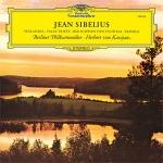 西貝流士:芬蘭頌和管弦樂名作集 ( 180 克 LP )<br>卡拉揚 指揮 柏林愛樂管弦樂團<br>Herbert von Karajan: Sibelius Finlandia, Valse Triste, The Swan of Tuonela, Tapiola<br>Sibelius: Finlandia