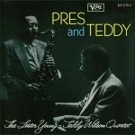 【特價商品】李斯特.楊與泰迪.威爾森四重奏-總統與泰迪 ( LP )<br>The Lester Young -- Teddy Wilson Quartet Pres & Teddy