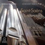 【線上試聽】聖桑:第三號交響曲「管風琴」 ( 180 克 45 轉 LP )<br>麥可.史坦 指揮 堪薩斯城市交響樂團<br>Saint-Saens: Symphony No. 3 Organ<br>RM1514
