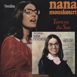 娜娜-電視歌曲輯、啟動陽光 ( 少量進口 CD )<br>Nana Mouskouri - Songs From Her TV Series & Turn On The Sun