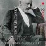 柴可夫斯基:弦樂四重奏全集第一輯  ( 雙層SACD )<br>D大調第一號弦樂四重奏作品11號<br>F大調第二號弦樂四重奏作品12號<br>荷蘭烏特勒支弦樂四重奏樂團<br>Tchaikovsky - Complete String Quartets Volume 1<br>String Quartet No. 1 in D major, Op. 11<br>String Quartet No. 2 in F major, Op. 22<br>Utrecht String Quartet