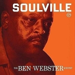 【點數商品】班.韋伯斯特:靈魂村 ( 150 克 LP )<br>Ben Webster:Soulville