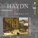 海頓:弦樂四重奏第 9 輯 / 萊比錫弦樂四重奏<br>弦樂四重奏作品第20號1,3,5部<br>Haydn, Joseph: String Quartets Vol.9