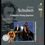 舒伯特-弦樂四重奏全集  ( 9CDs ) / 萊比錫弦樂四重奏<br>Franz Schubert – Complete String Quartets 9CD