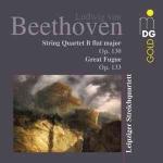 貝多芬弦樂四重奏第 9 輯 / 萊比錫弦樂四重奏<br>第13號弦樂四重奏(作品130號)、大賦格曲(作品133號)<br>Beethoven: String Quartets Vol. 9