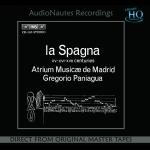 【線上試聽】十五、十 六、十七世紀西班牙音樂 ( UHQCD )<br>葛里哥立歐.帕尼亞格 指揮 馬德里中庭樂團<br>Gregorio Paniagua & Madrid Atrium Musicae - Three Centuries of la Spagna