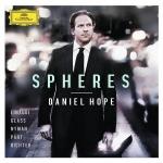 丹尼爾.霍普-天體音樂 ( 180 克 2LPs )<br>Daniel Hope - Spheres