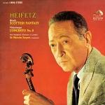 布魯赫︰蘇格蘭幻想曲、魏歐當︰第五號小提琴協奏曲 ( 雙層 SACD )<br>海飛茲,小提琴 / 沙堅特 指揮 倫敦新交響樂團<br>Bruch / Scottish Fantasy, Vieuxtemps / Concerto No.5<br>Sargent–New Symphony Orchestra of London, Heifetz (Violin)