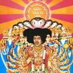 吉米罕醉克斯-軸心:大膽如愛   ( 180 克 LP )<br>Jimi Hendrix - Axis: Bold As Love