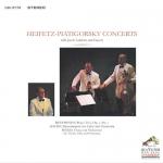 海飛茲-畢亞第高斯基演奏會(傑可.拉泰納 & 其他來賓)(180 克 LP)<br>貝多芬:第一號三重奏、海頓:大提琴嬉遊曲、羅莎:主題與變奏曲<br>Heifetz-Piatigorsky Concerts with Jacob Lateiner & Guests