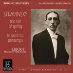 史特拉汶斯基:春之祭 ( 180 克 45 轉 LP )<br>大植英次 指揮 明尼蘇達管弦樂團<br>Stravinsky: The Rite Of Spring(Le Sacre du Printemps)<br>Eiji Oue, conductor<br>Minnesota Orchestra<br>RM1515