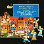 拉赫曼尼諾夫:交響舞曲與聲樂 ( 雙層SACD )<br>唐納德.喬諾斯 指揮 達拉斯交響樂團<br>Donald Johanos - Rachmaninoff : Symphonic Dances & Vocalise