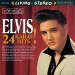 貓王:純金精選 ( 180克 45 轉 3LPs )<br>Elvis Presley - 24 Karat Hits<br>( 線上試聽 )