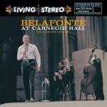 【CR 絕版名片】貝拉方堤-卡內基現場 ( 200 克 2LPs )<br>Belafonte - Live at Carnegie Hall
