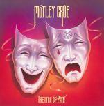 克魯小丑:痛苦劇院(180克LP)<br>Motley Crue:Theatre of Pain