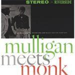 當穆里根遇上孟克 ( LP )<br>Gerry Mulligan & Thelonious Monk - Mulligan Meets Monk